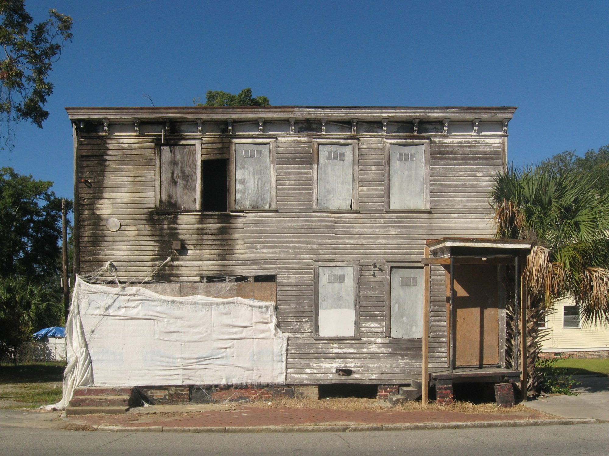 1505 Habersham Street Before Savannah