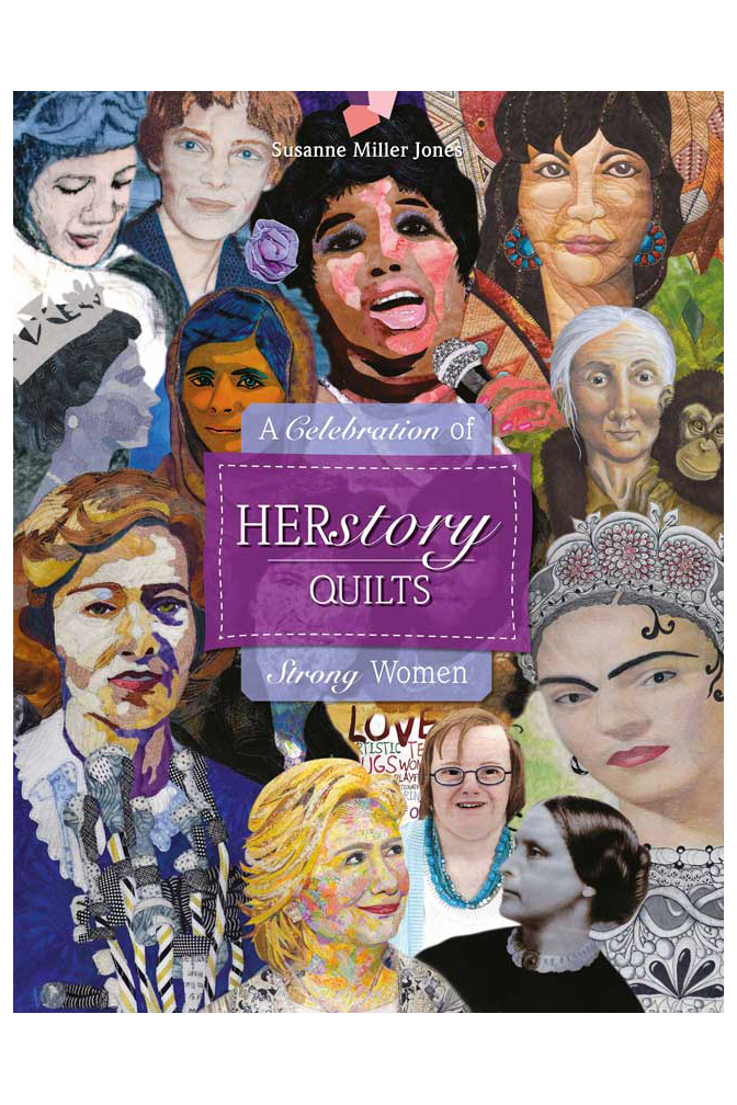 HERstory Quilts Book