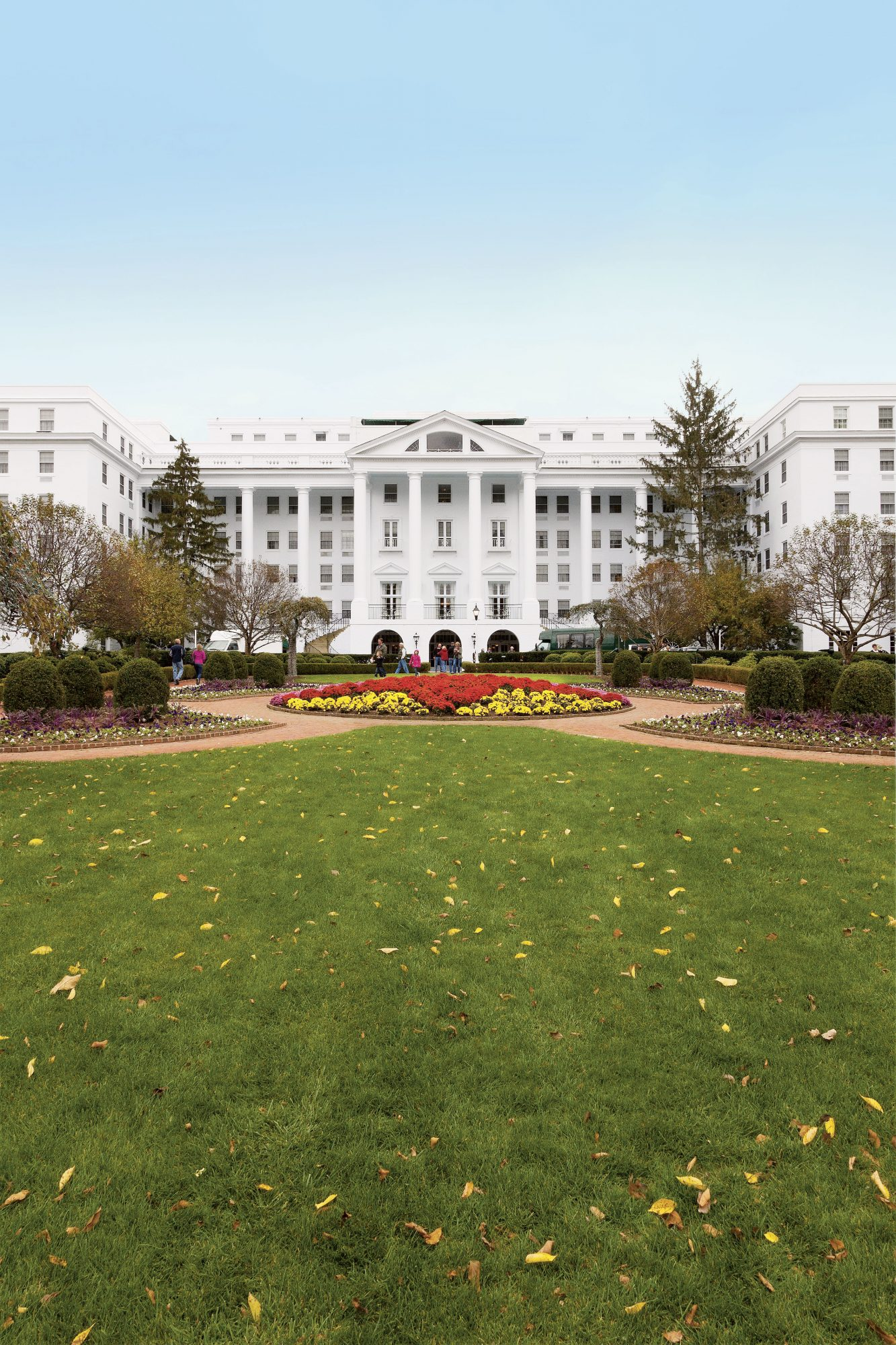 Book a stay at The Greenbrier