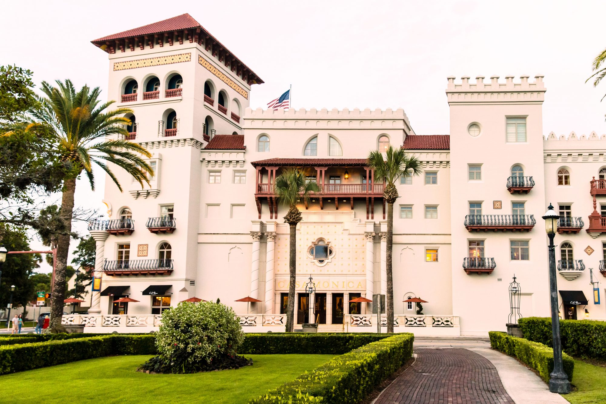 Casa Monica Resort & Spa in St. Augustine