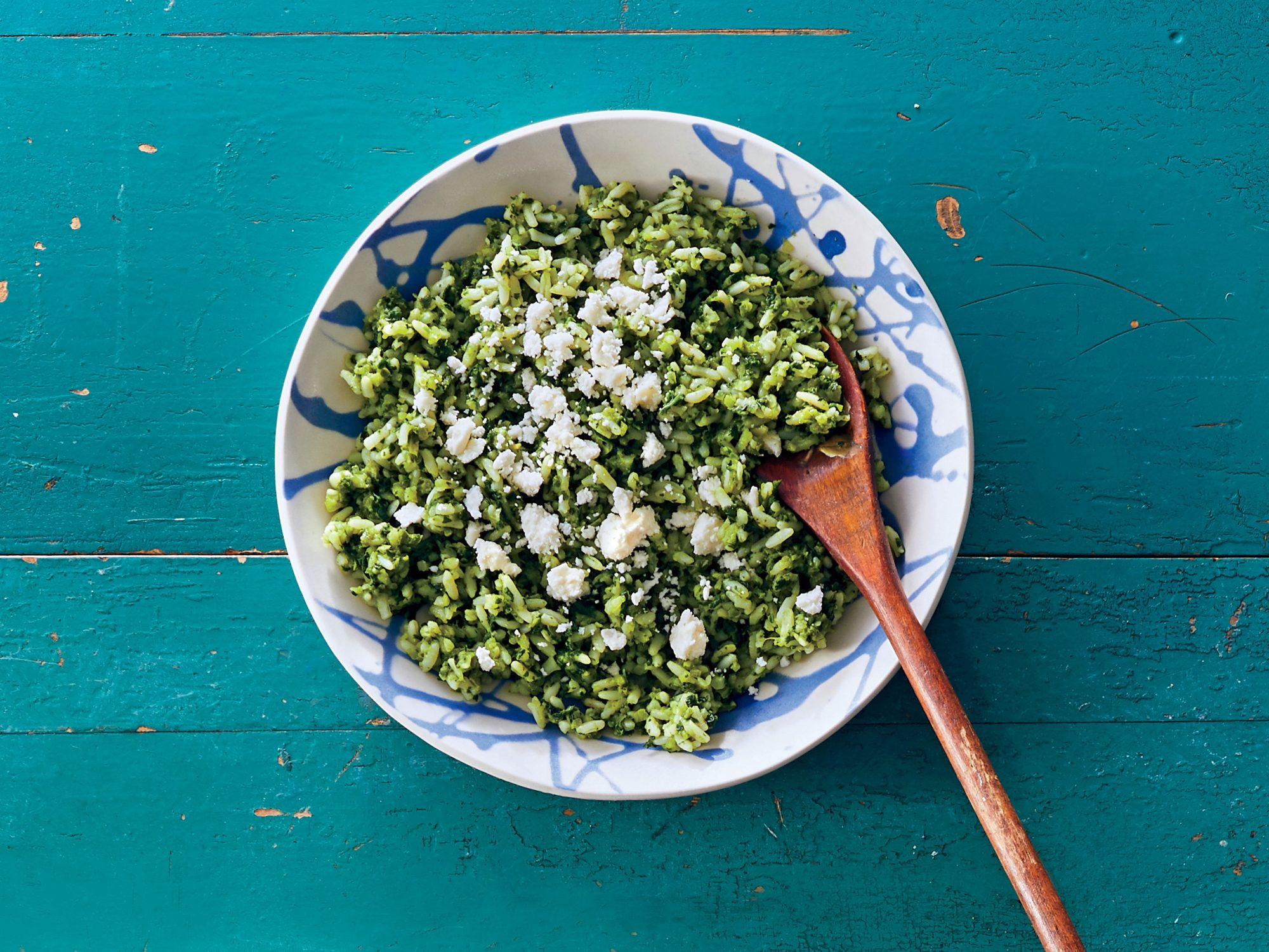 Arroz Verde (Mexican Green Rice)