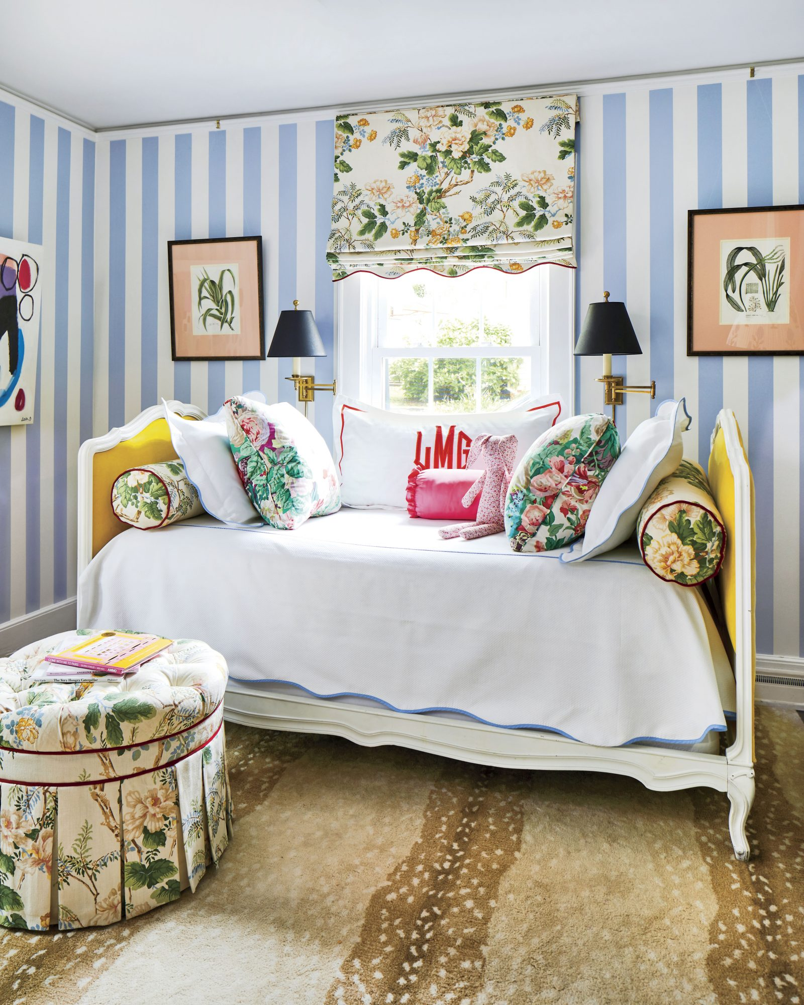 Whitney McGregor Greenville, SC Girl's Bedroom