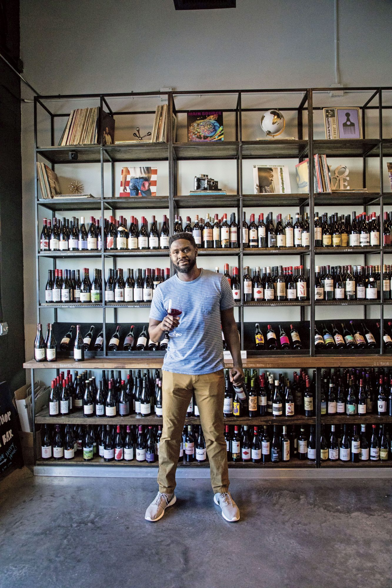 Graft Wine Shop & Bar in Charleston