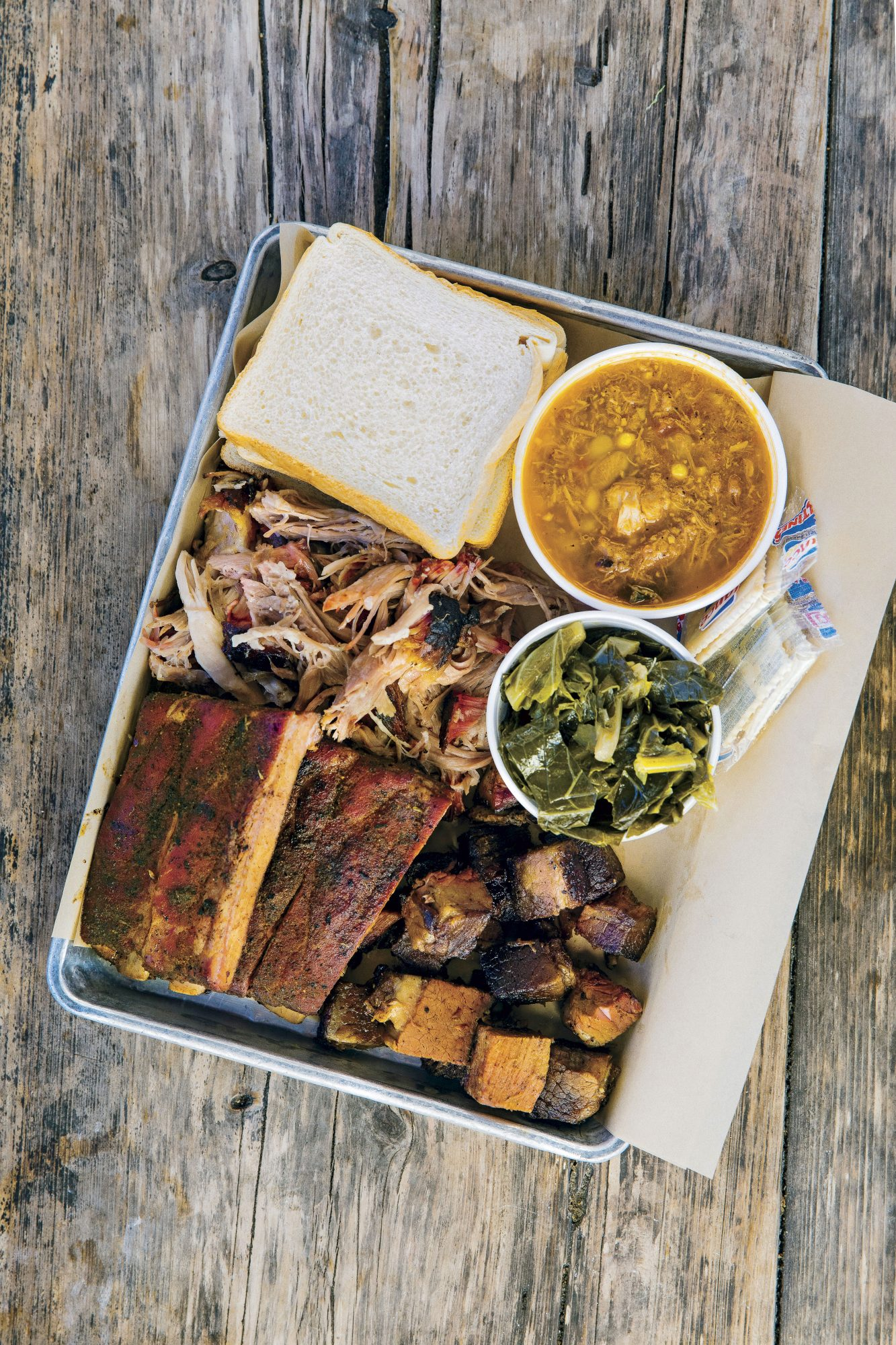 1. Southern Soul Barbeque