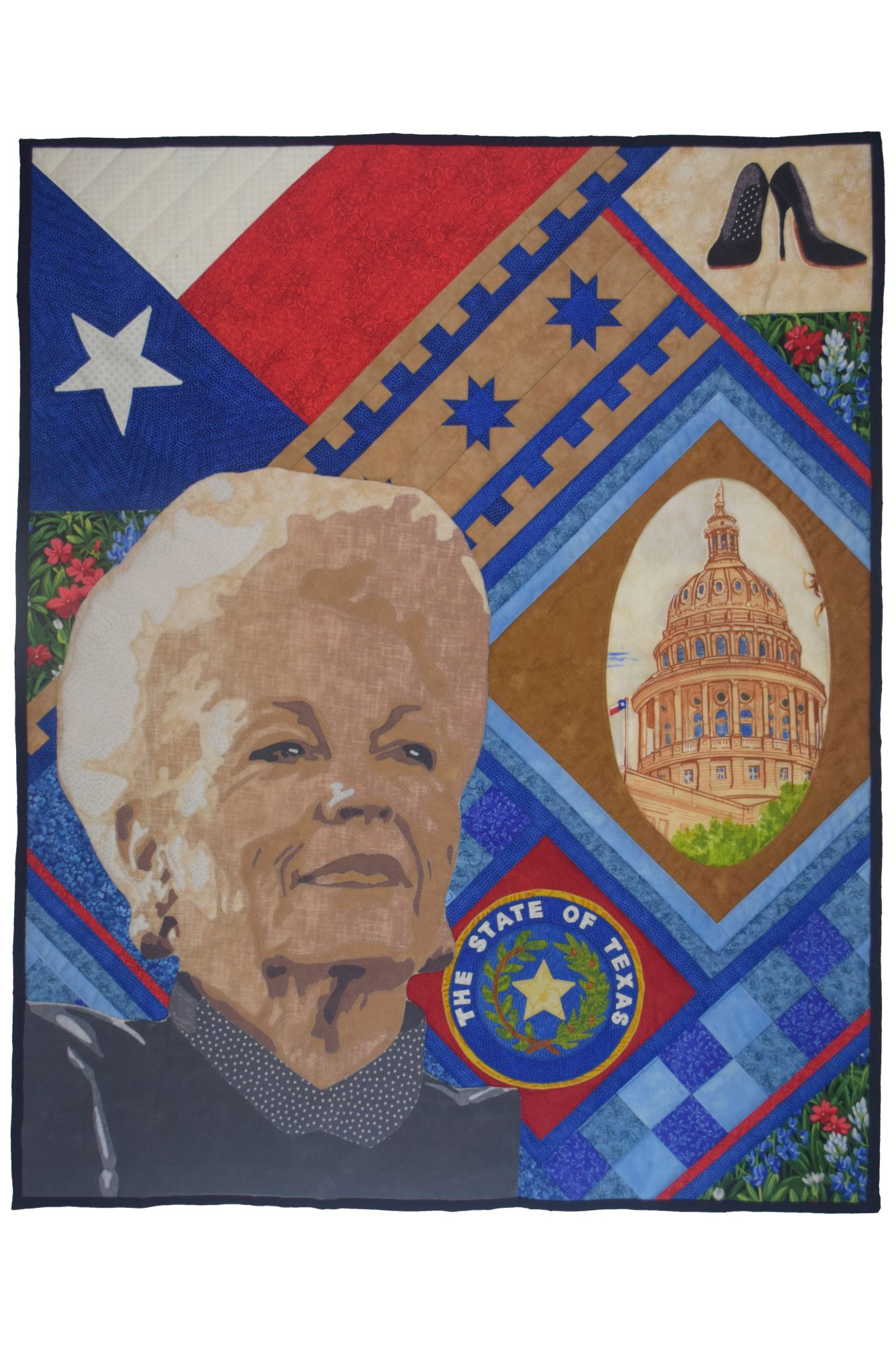Texas Governor Ann Richards Quilt
