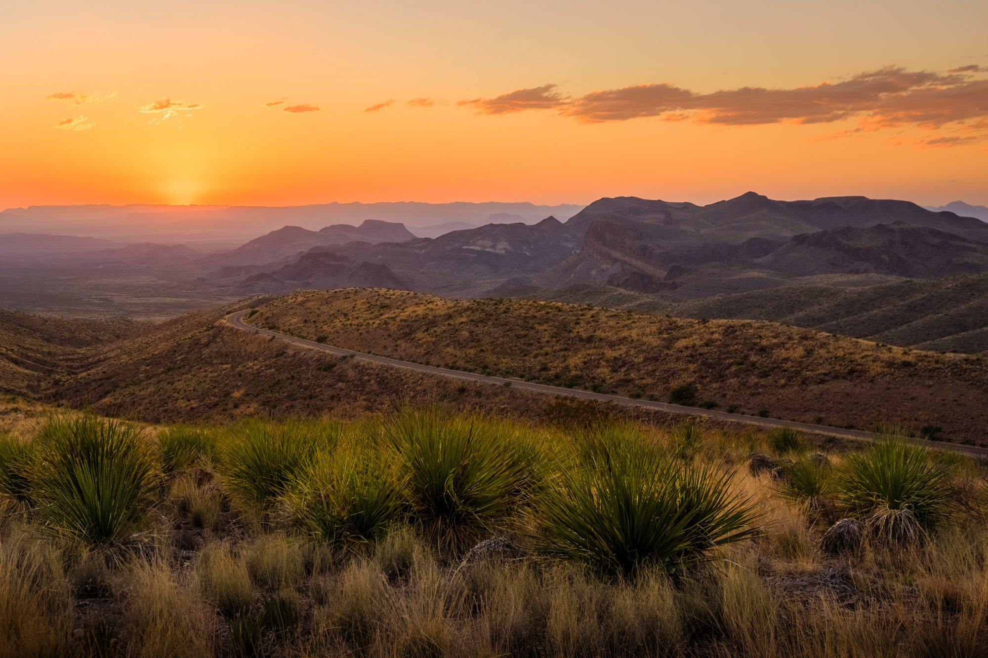 Welcome to Big Bend National Park