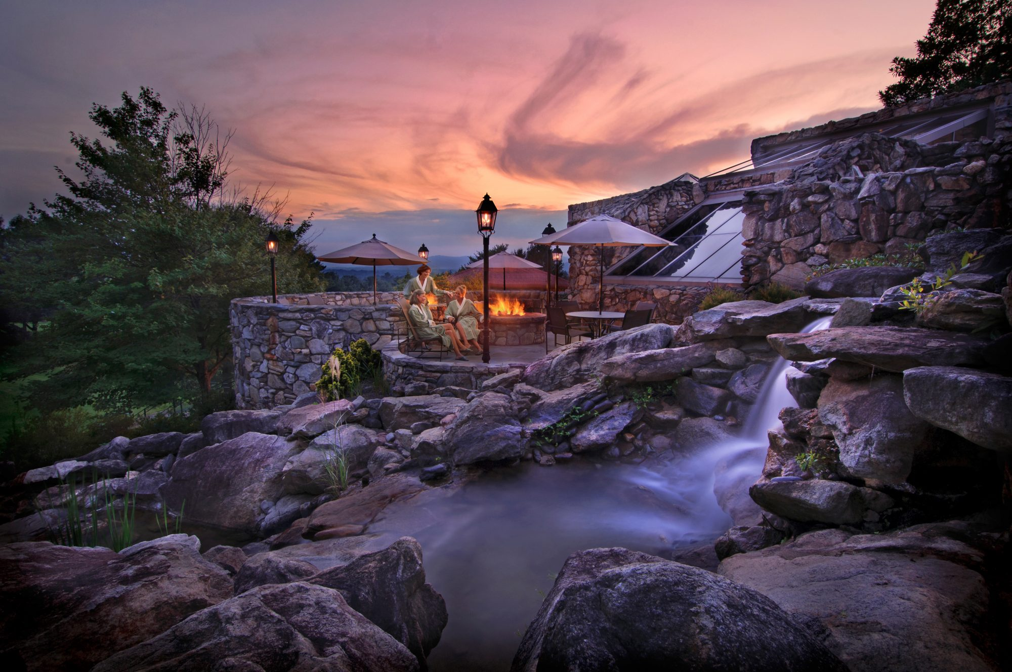 The Omni Grove Park Inn (Asheville, North Carolina)