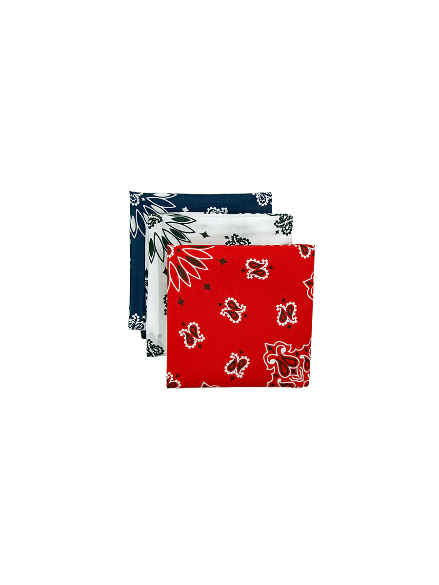 Ohsay USA Bandana Three-Pack