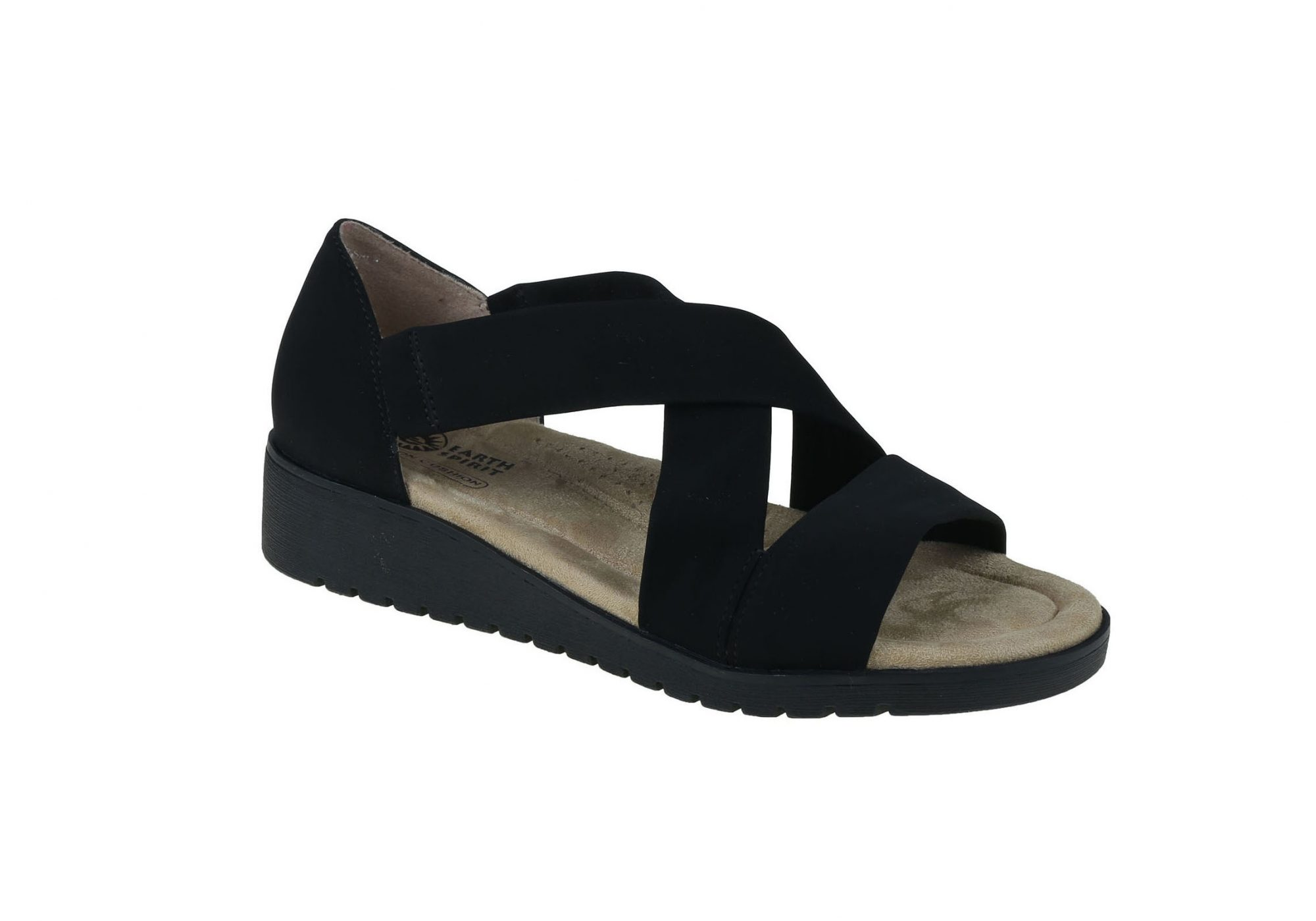 Earth Spirit Crossband Sandals