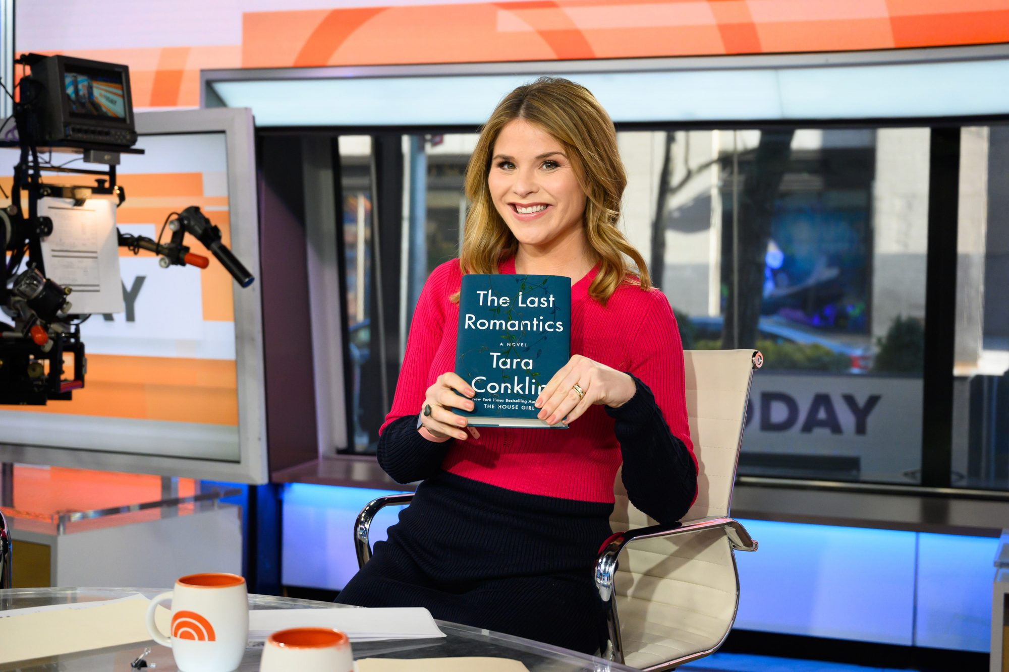 Jenna Bush Hager's TODAY Show Book Club