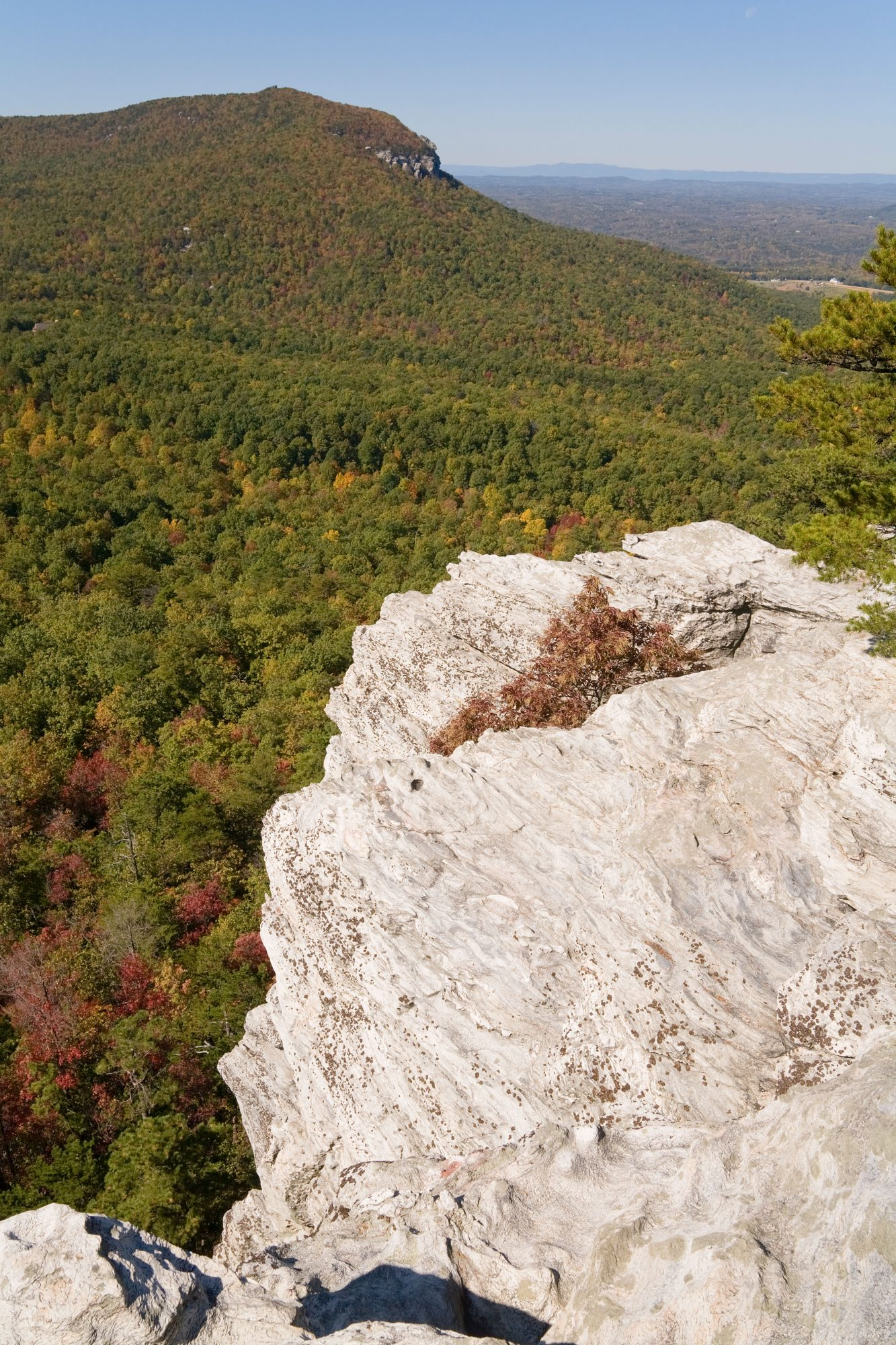 Hanging Rock State Park in NC