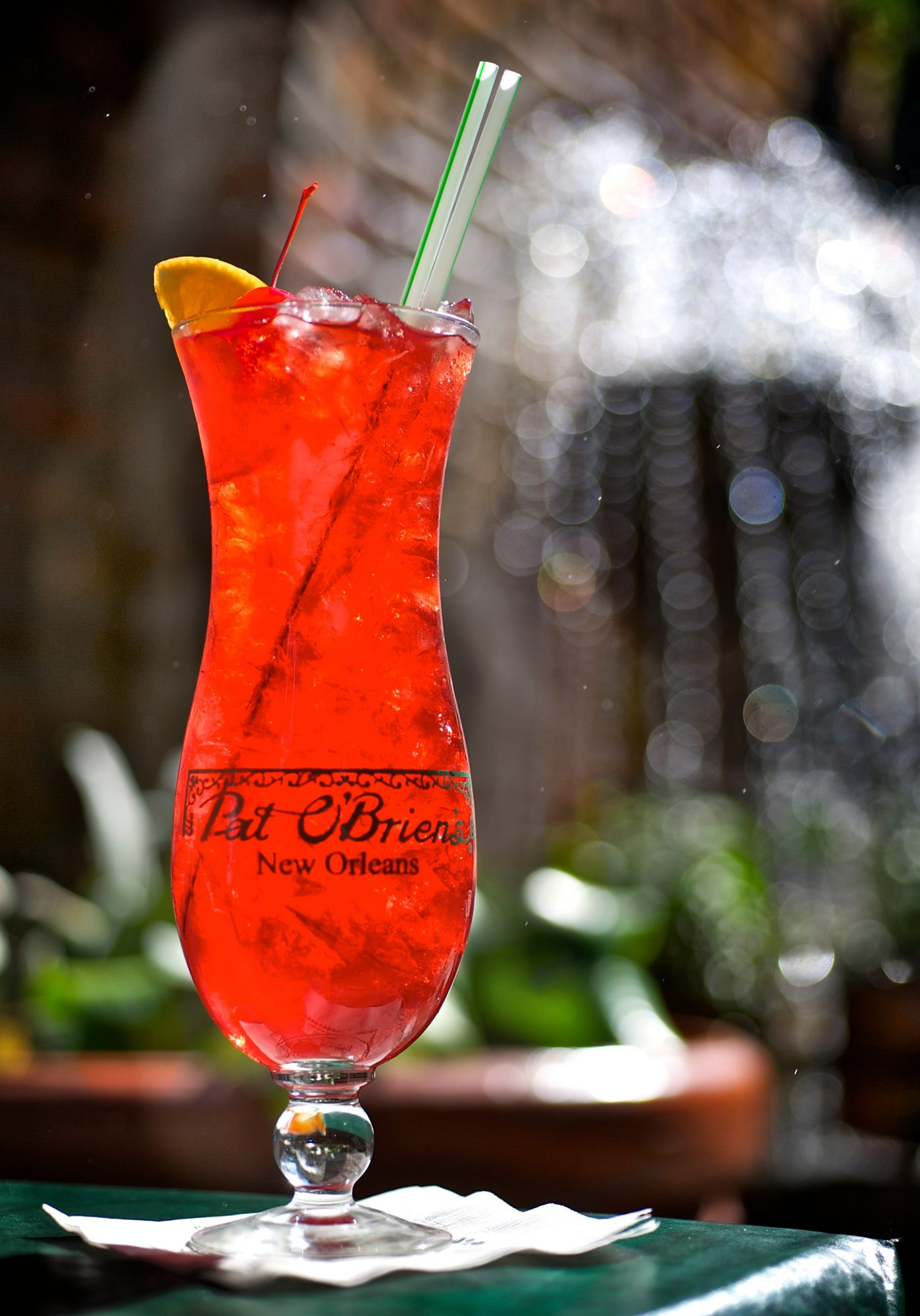 Pat O'Brien Signature Hurricane