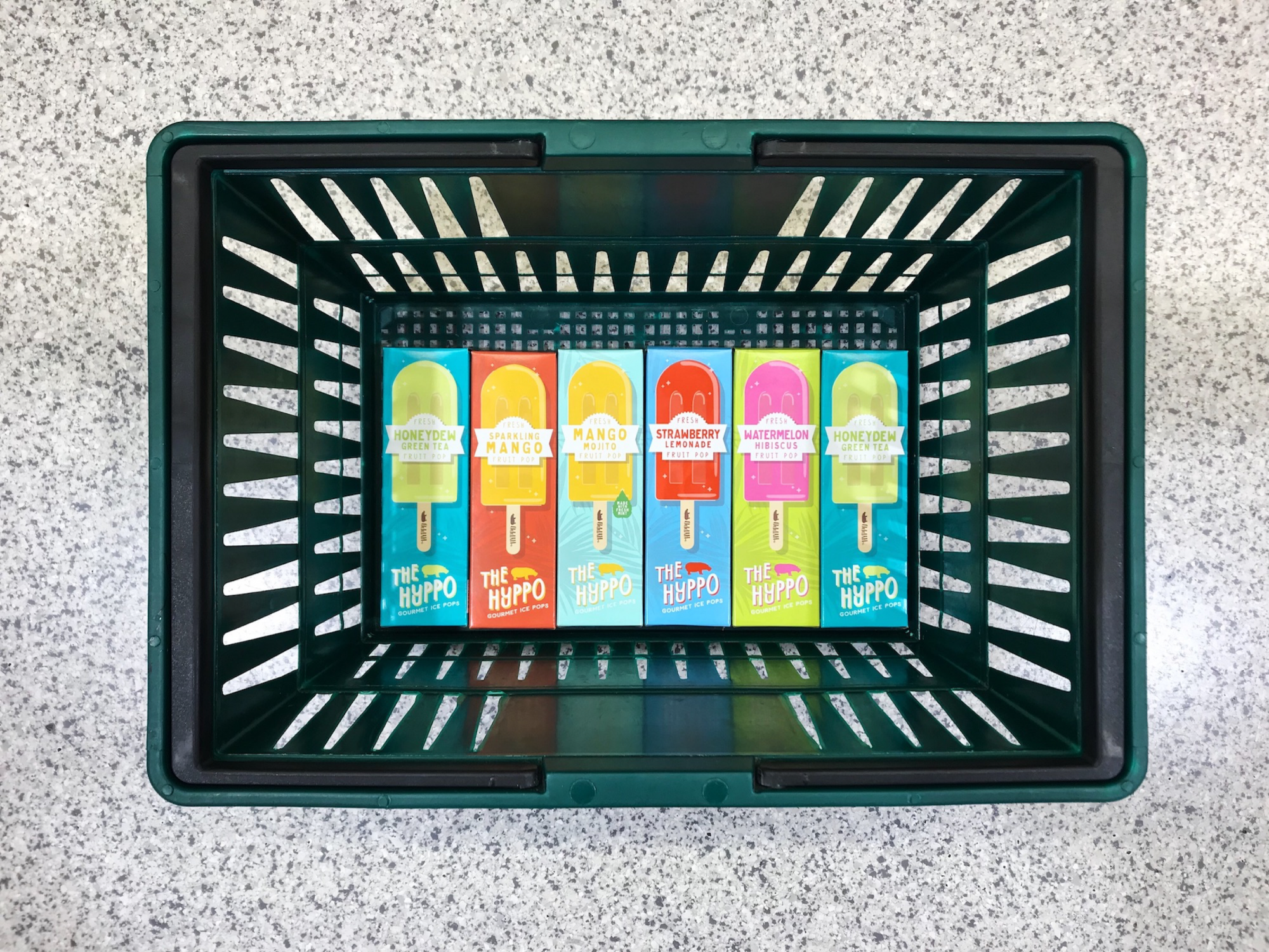 You Can Now Find These Homegrown Southern-Made Ice Pops in Publix