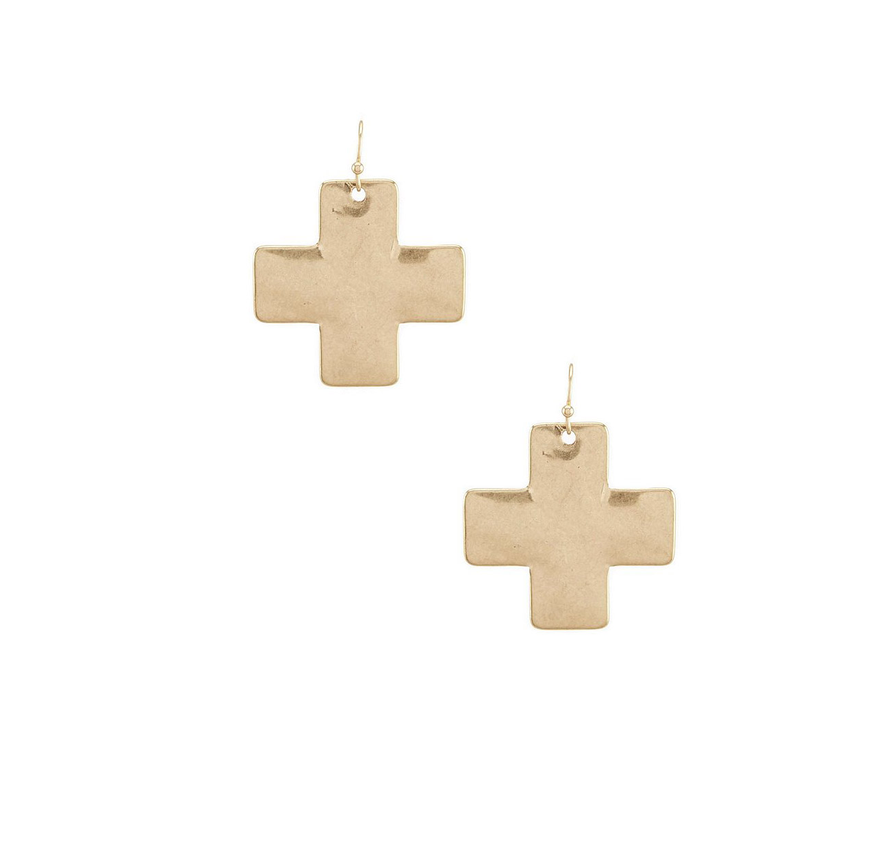 Karen Cross Earrings