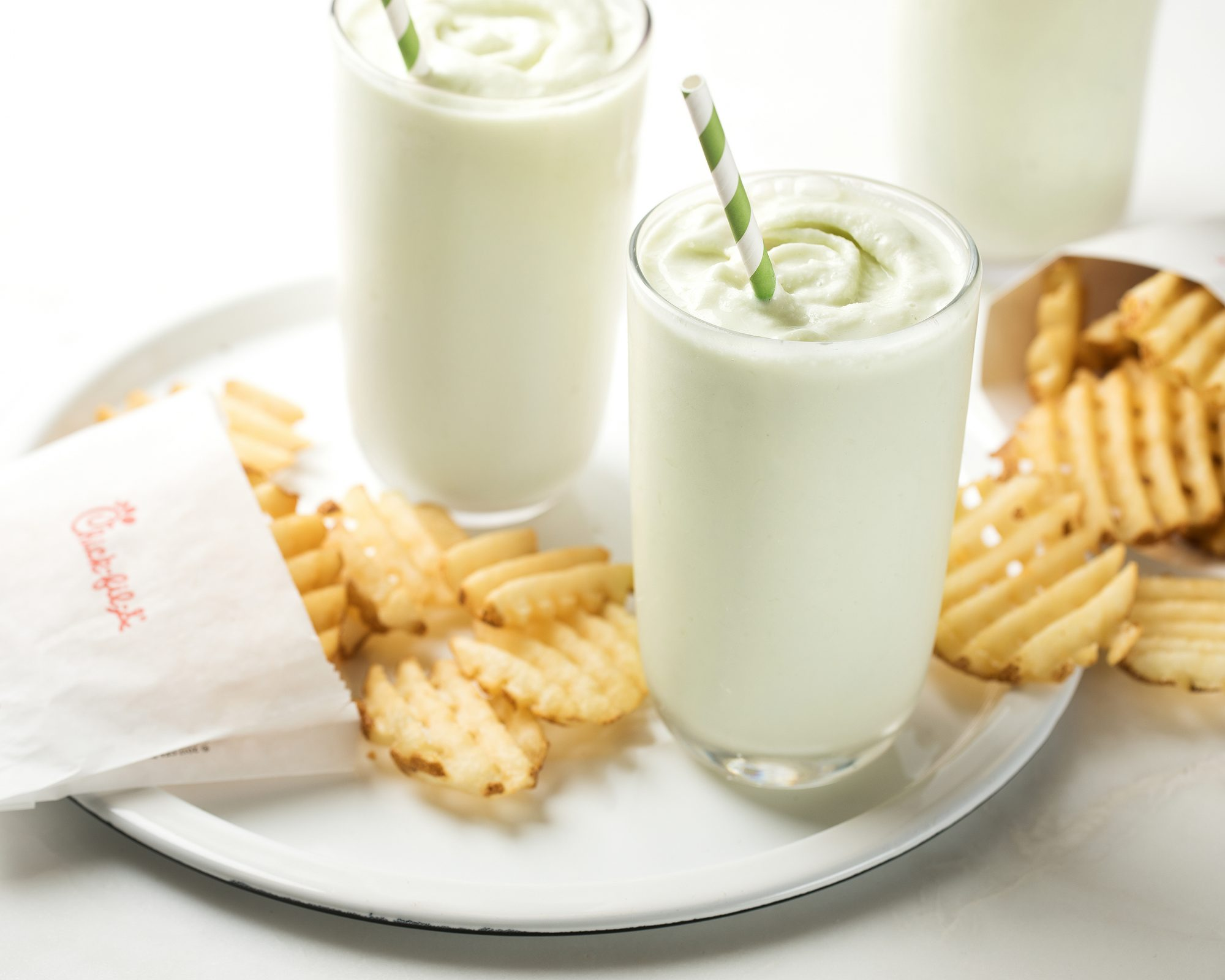 Chick-fil-A Unveils a Frosted Key Lime Drink That's 'Lighter Than a Milkshake'