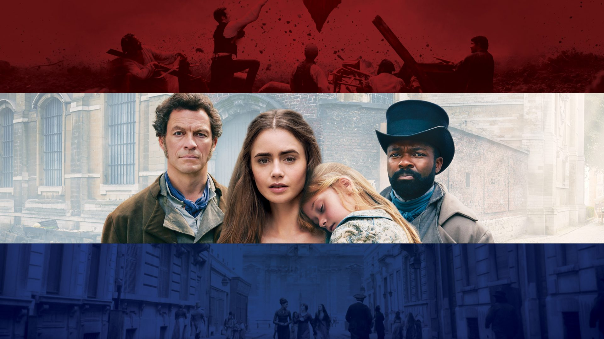 Get an Inside Look at the Upcoming PBS Les Misérables Miniseries