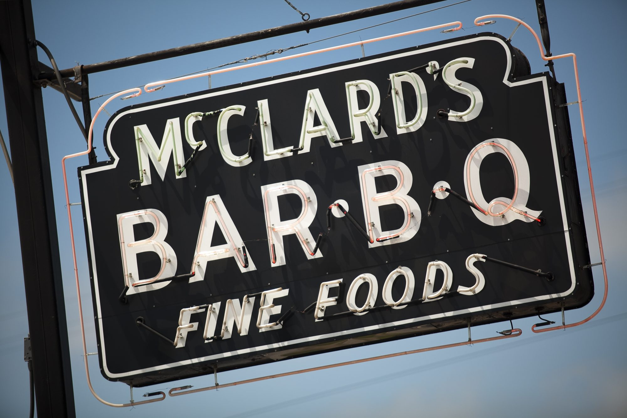 Arkansas: McClard's Bar-B-Q