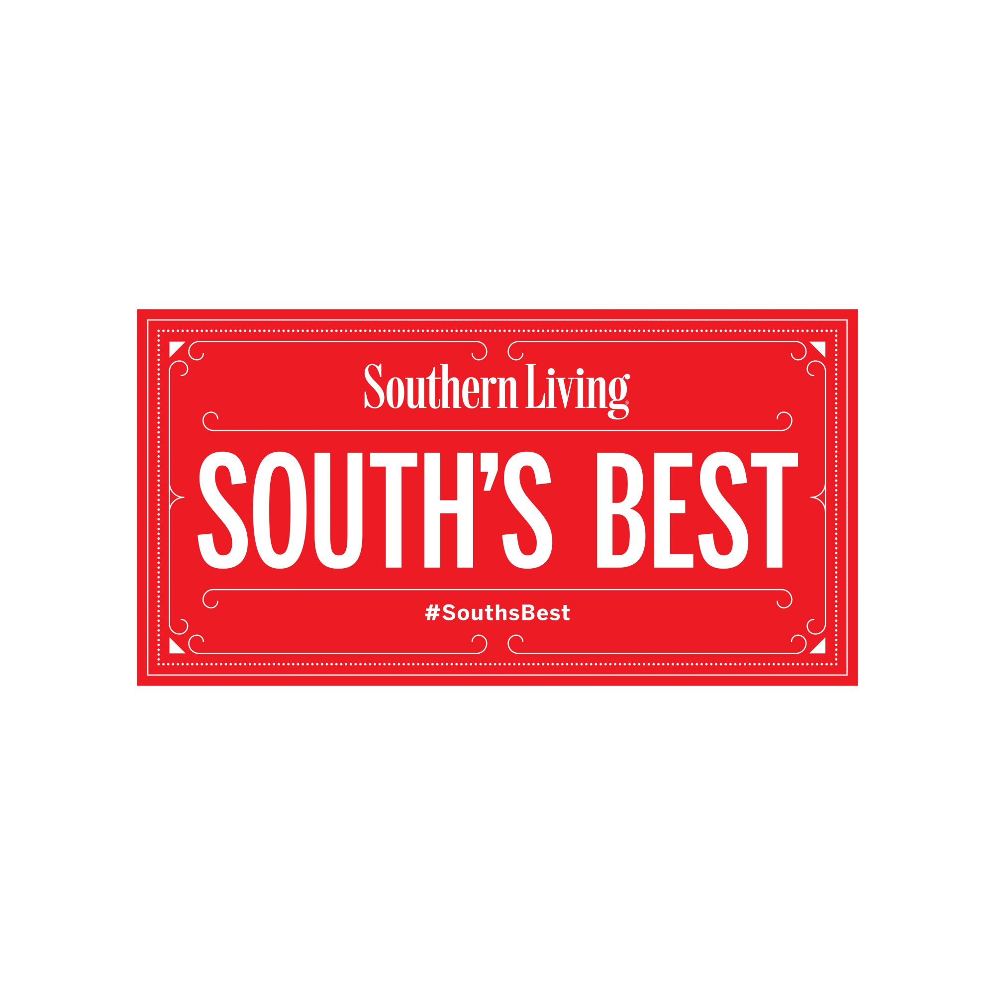South's Best Red Logo