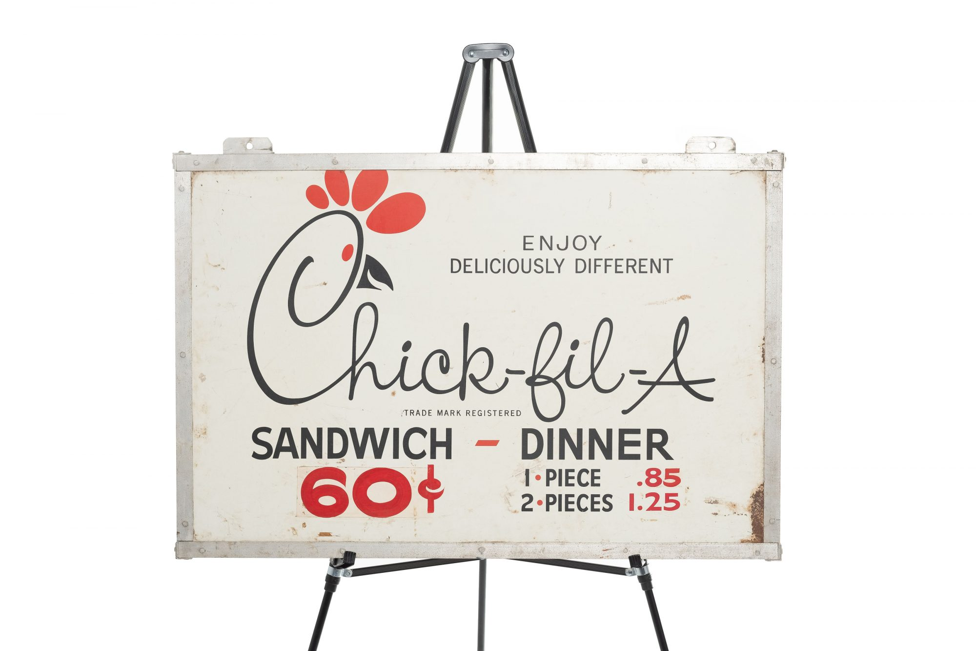 Chick-fil-a Archive Sign