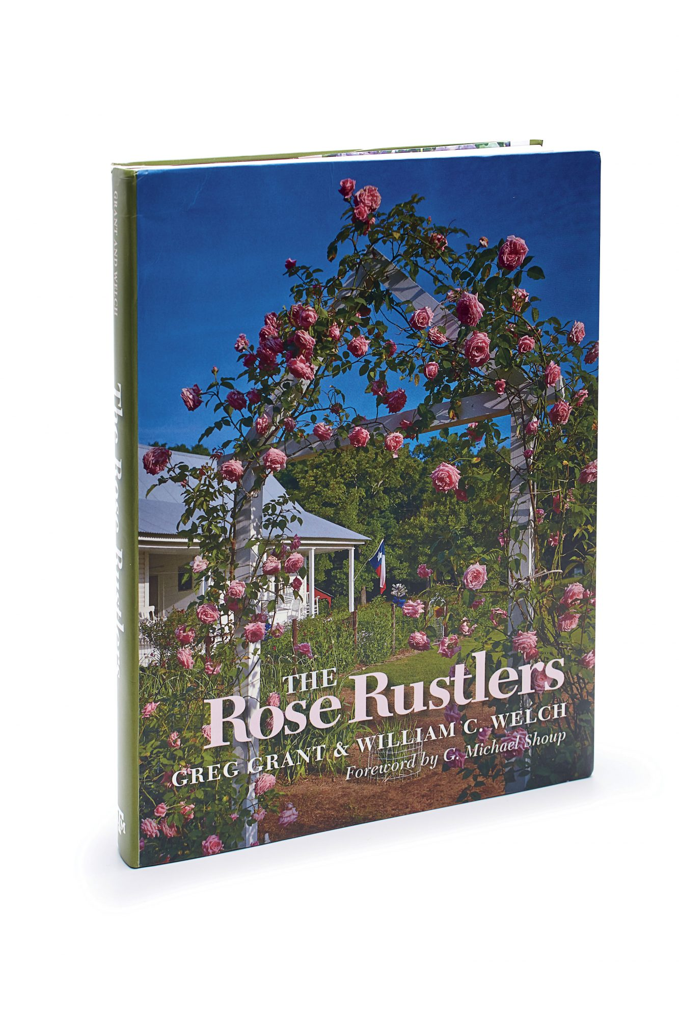 The Rose Rustlers Book