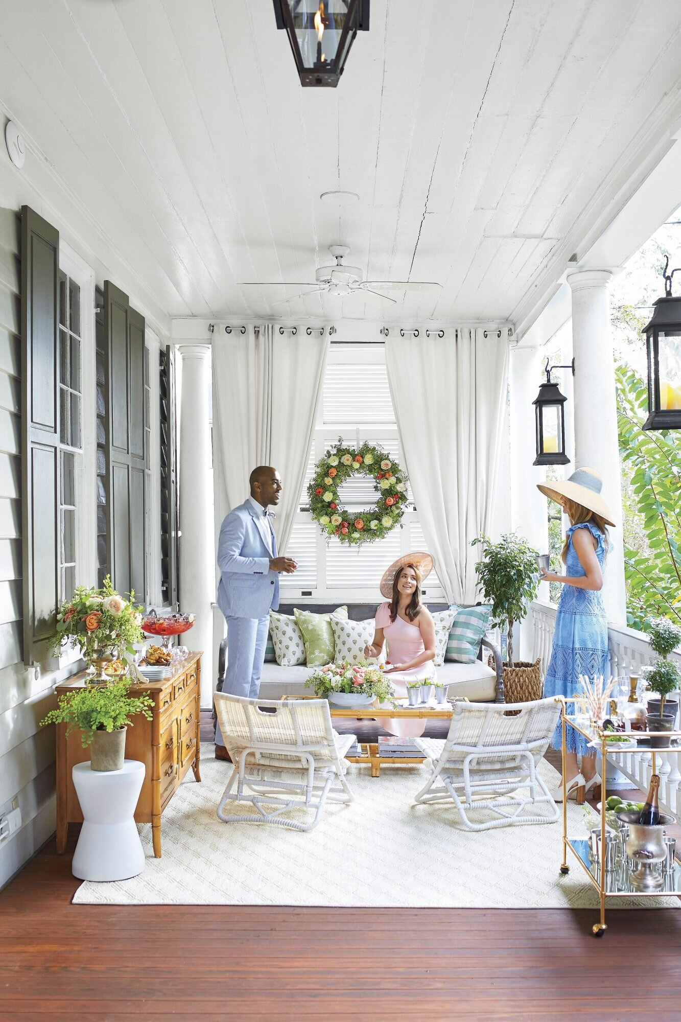 Kentucky Derby Party Ideas Southern Living