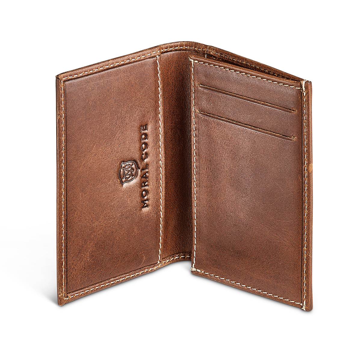 Moral Code Oliver Premium Leather Wallet