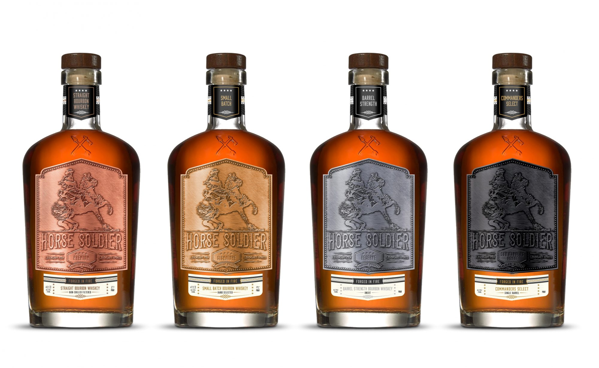American Freedom Distillery's Horse Soldier Straight Bourbon