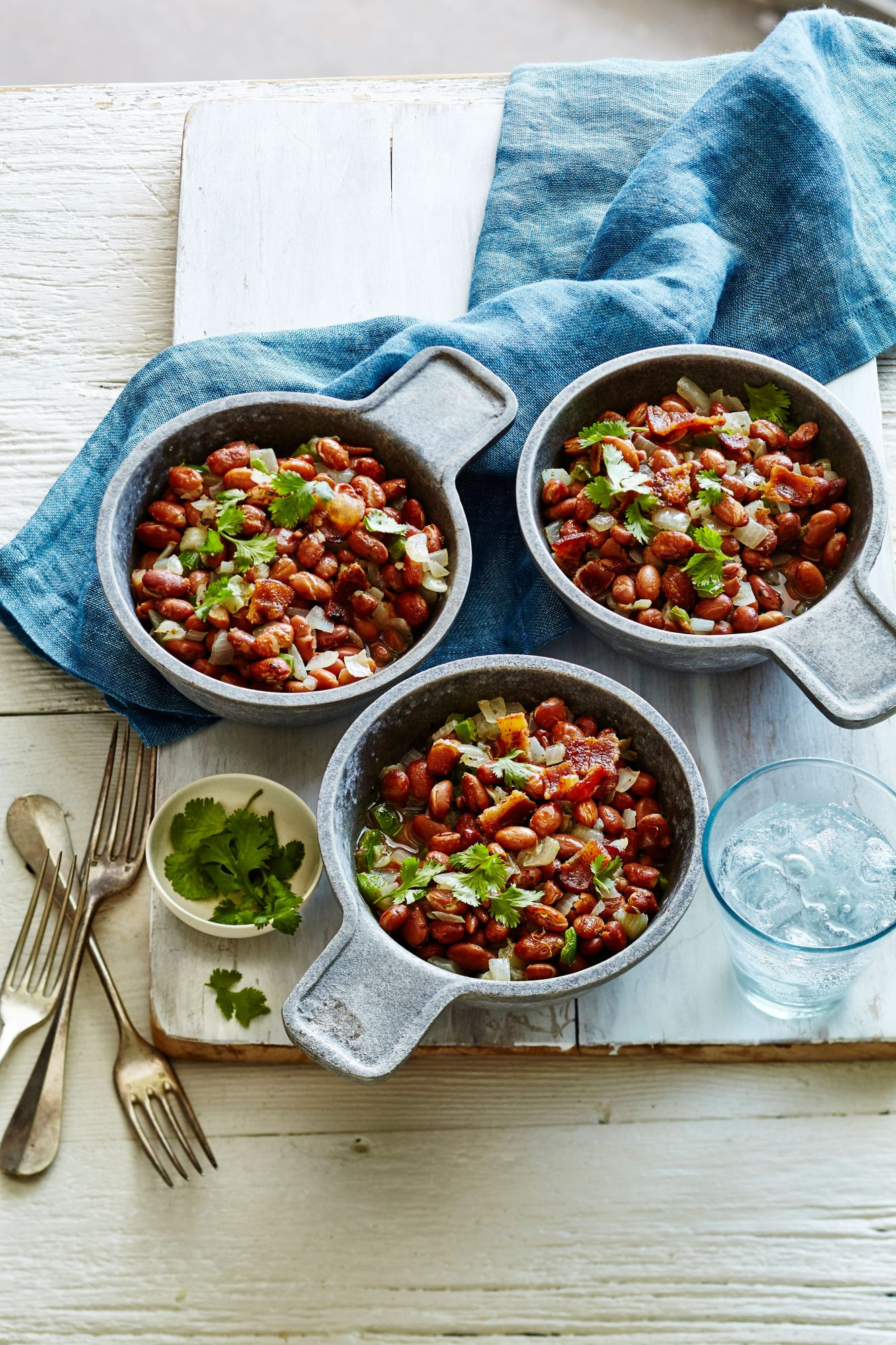 Skillet Charred Beans Recipe Southern Living