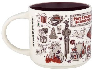 Disney and Starbucks Release New Retro Mug Collection: Here's Where and How to Get Them disney-mug-starbucks-hollywood-studios