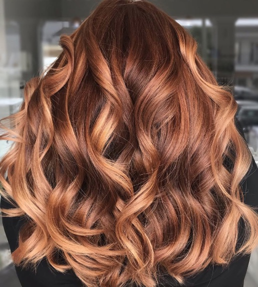 Fiery Copper
