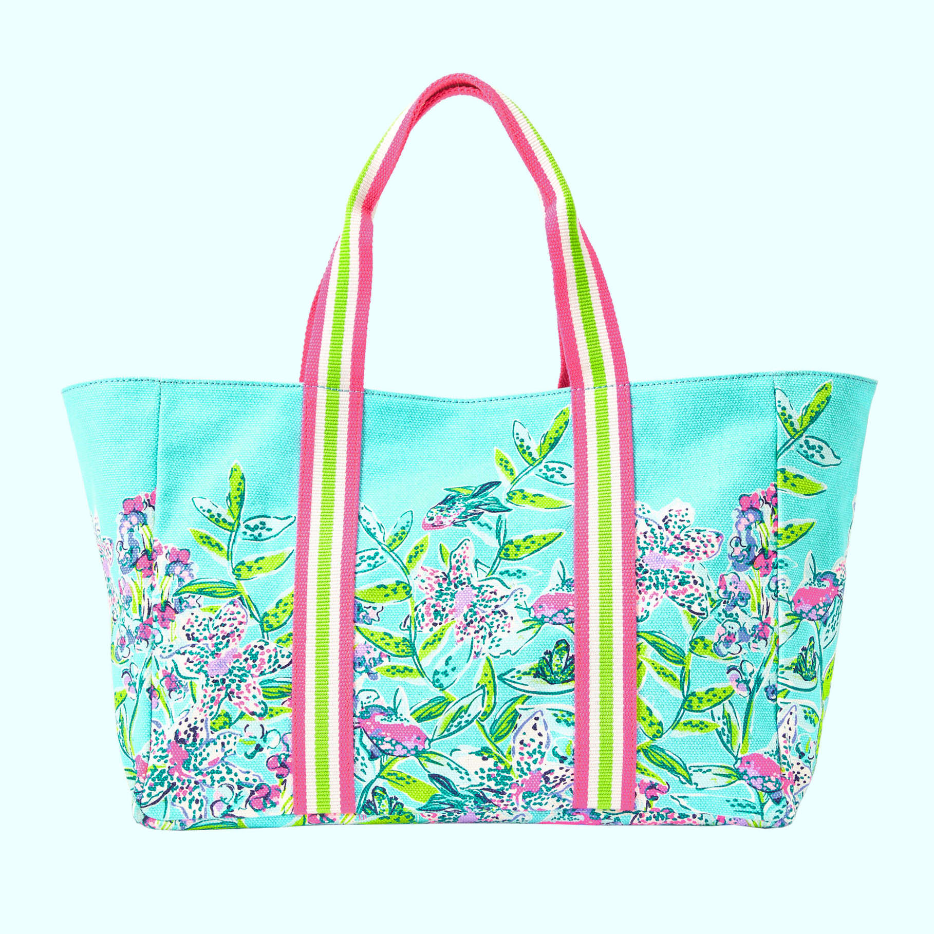 Lillys Lagoon Tote Bag