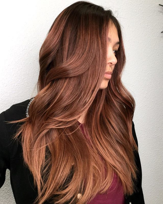 11 Auburn Hair Colors To Inspire Your