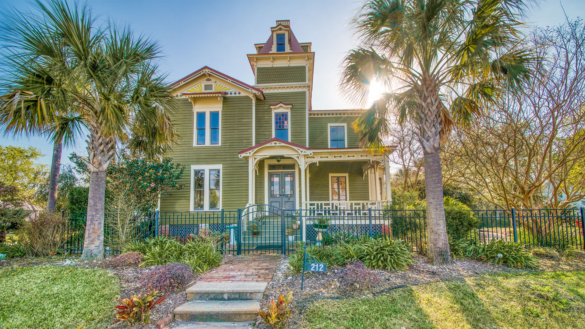 Pippi Longstocking House Fernandina Beach