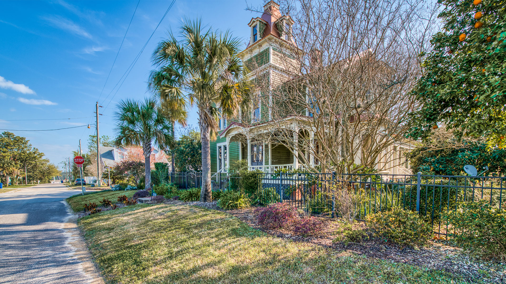 Pippi Longstocking House Fernandina Beach Exterior