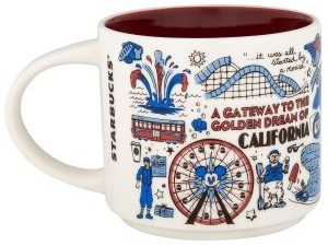 Disney and Starbucks Release New Retro Mug Collection: Here's Where and How to Get Them starbucks-disney-mug-california-adventure