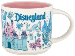 Disney and Starbucks Release New Retro Mug Collection: Here's Where and How to Get Them starbucks-disney-mug-disneyland