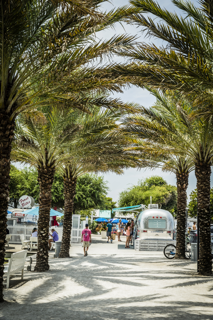 Shop the Seaside Farmers Market on Saturdays in the Amphitheater