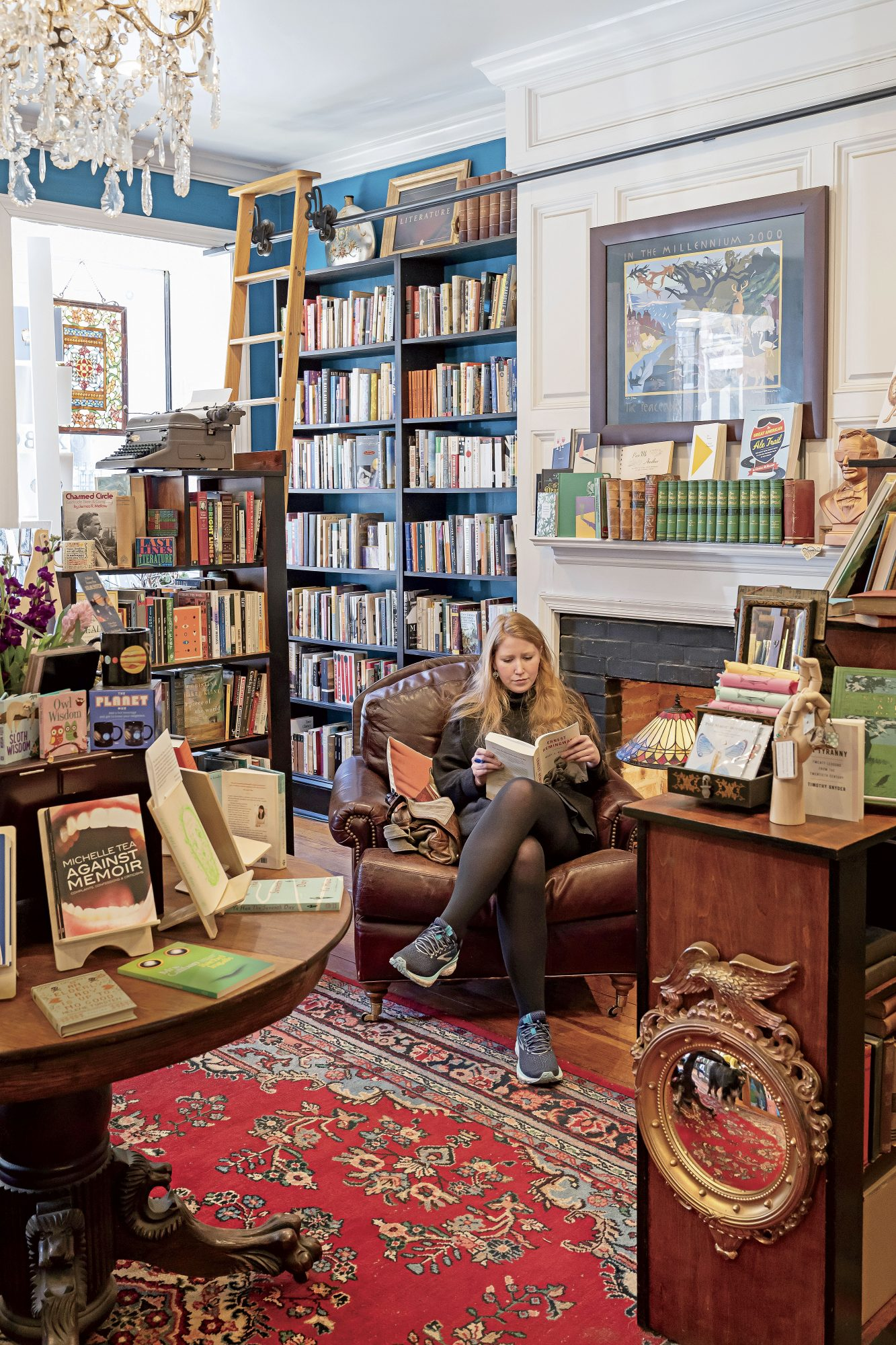 Old Fox Books & Coffeehouse in Annapolis, MD