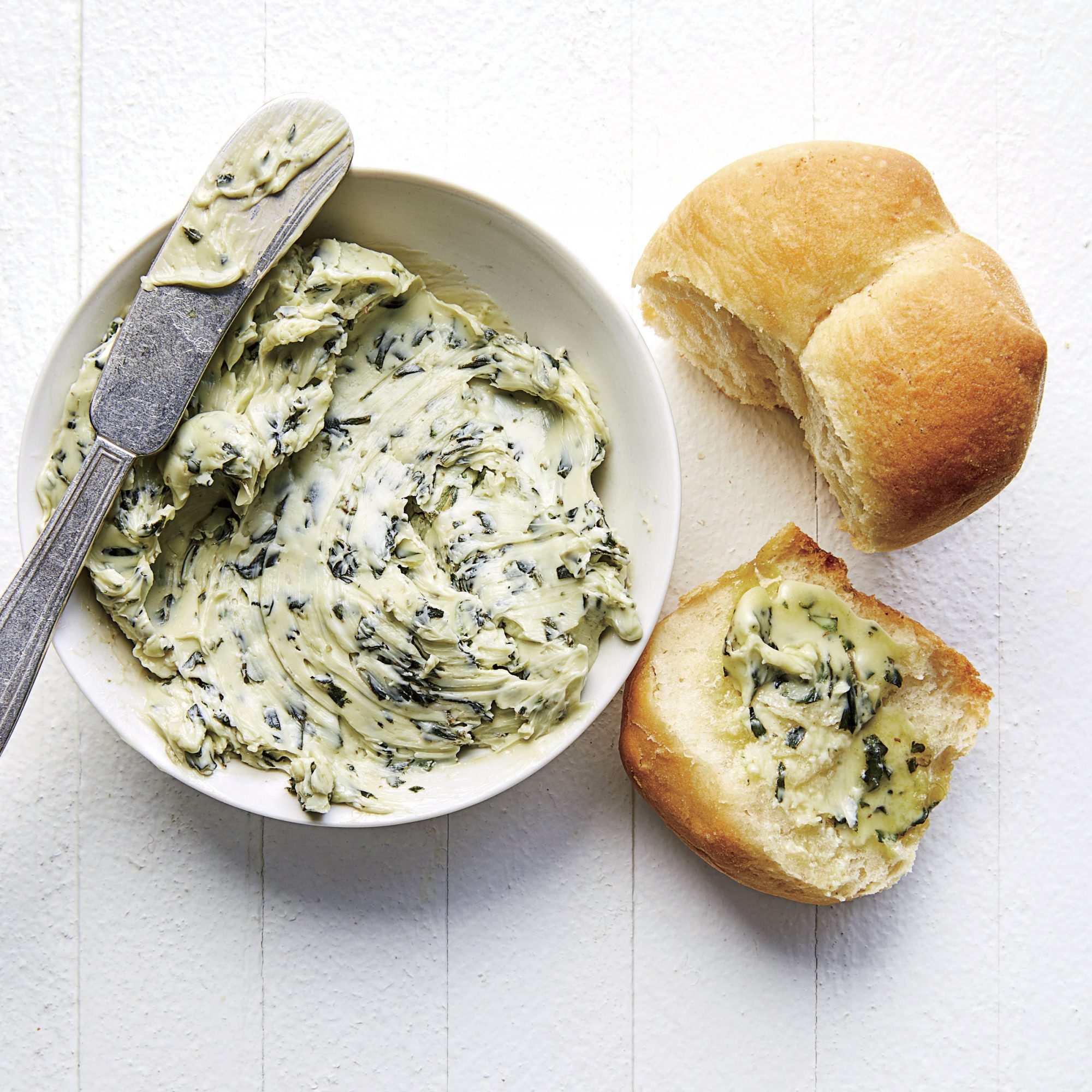 Basil Butter Southern Living