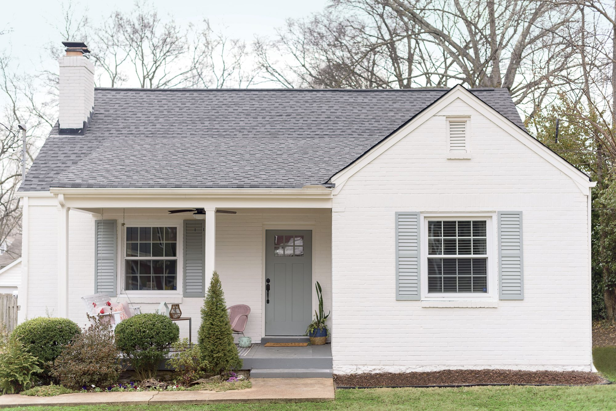 Brittney Forrister's Nashville Cottage
