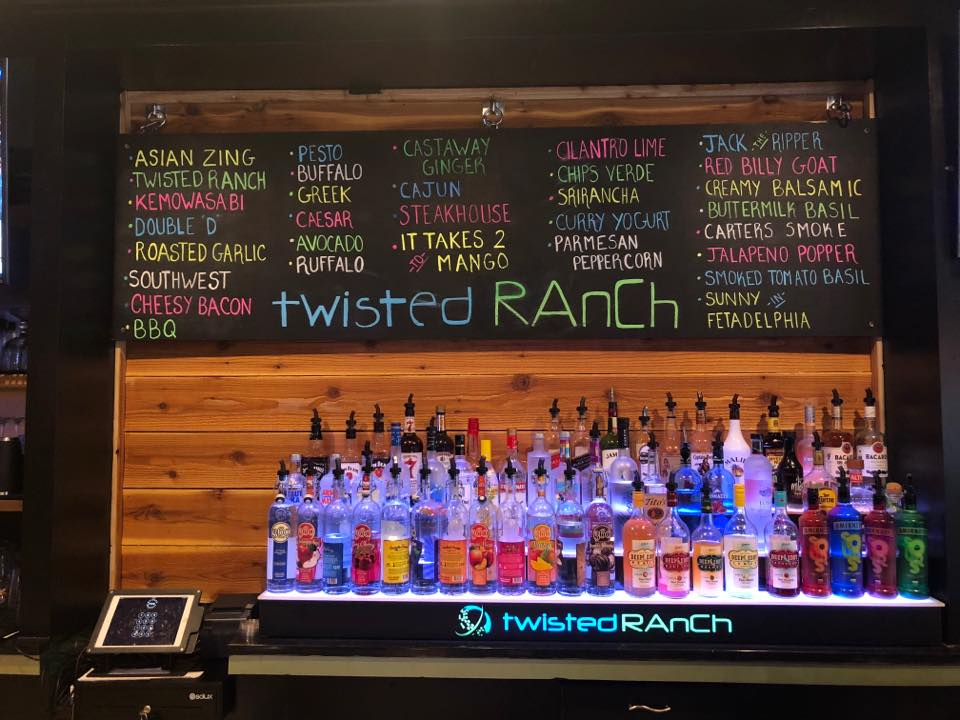 Twisted Ranch Flavors