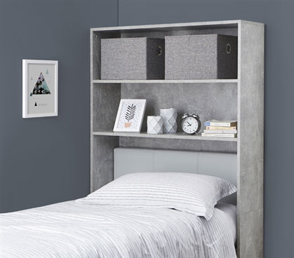 Over-Bed Shelving Unit