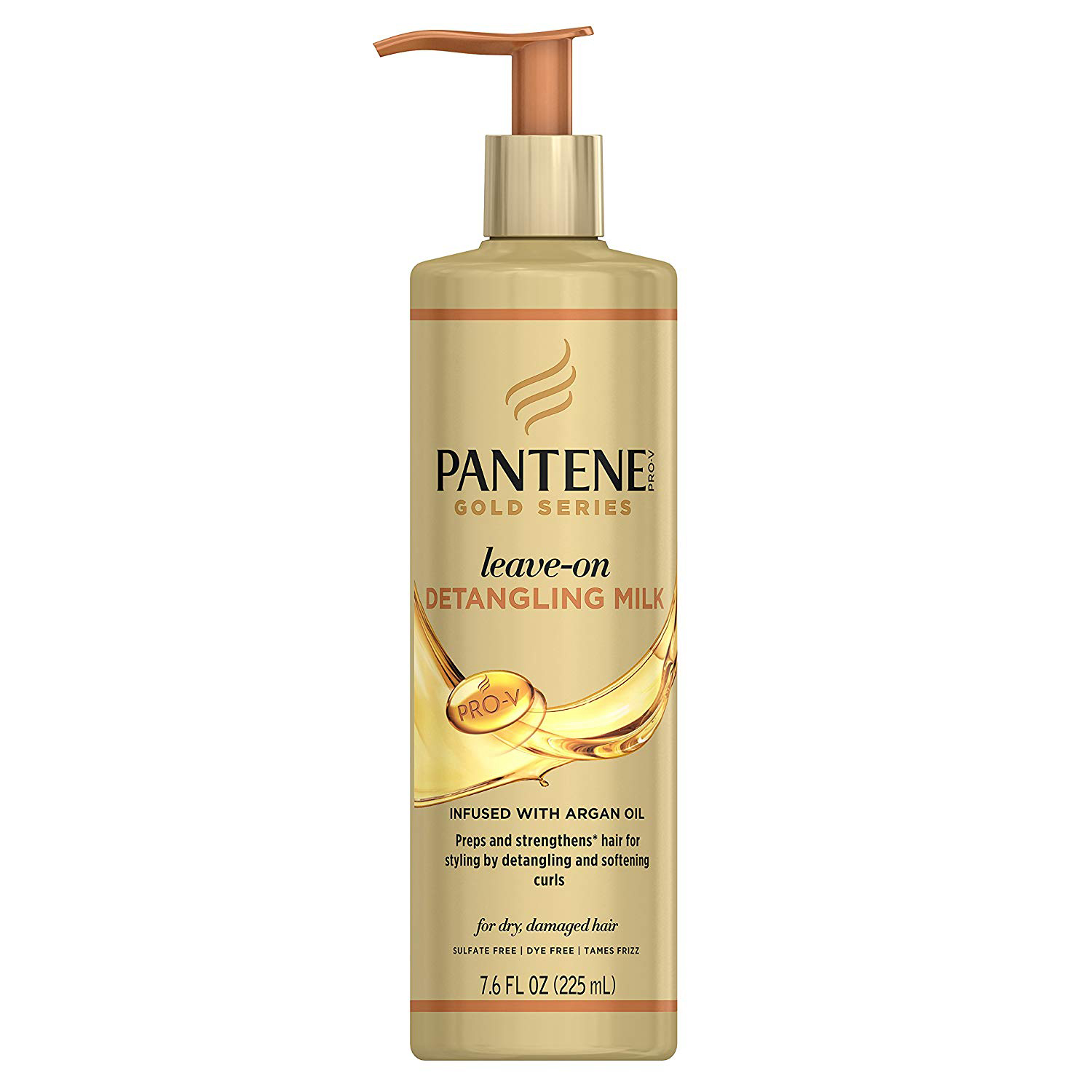 Pantene Leave-On Detangling Milk