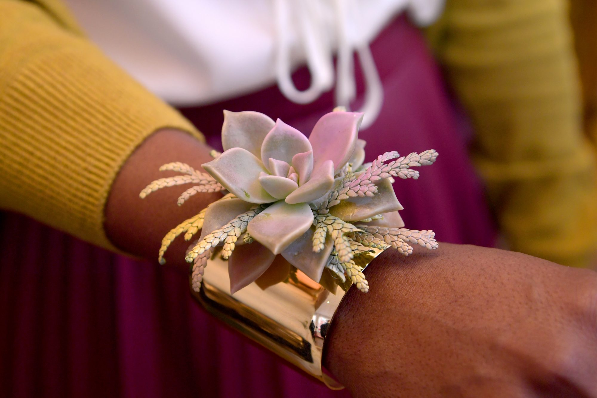B Floral's Fresh Floral Jewelry Line, from $40