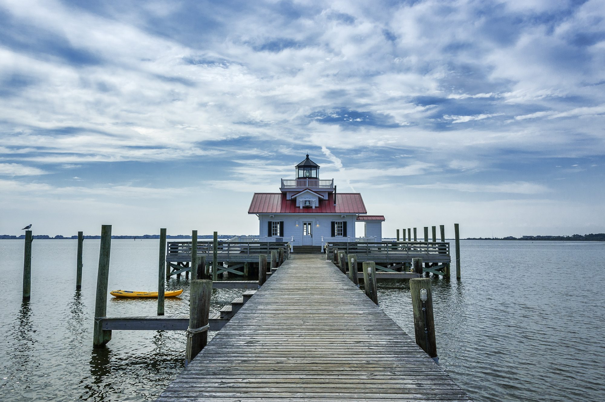 18. Manteo, North Carolina