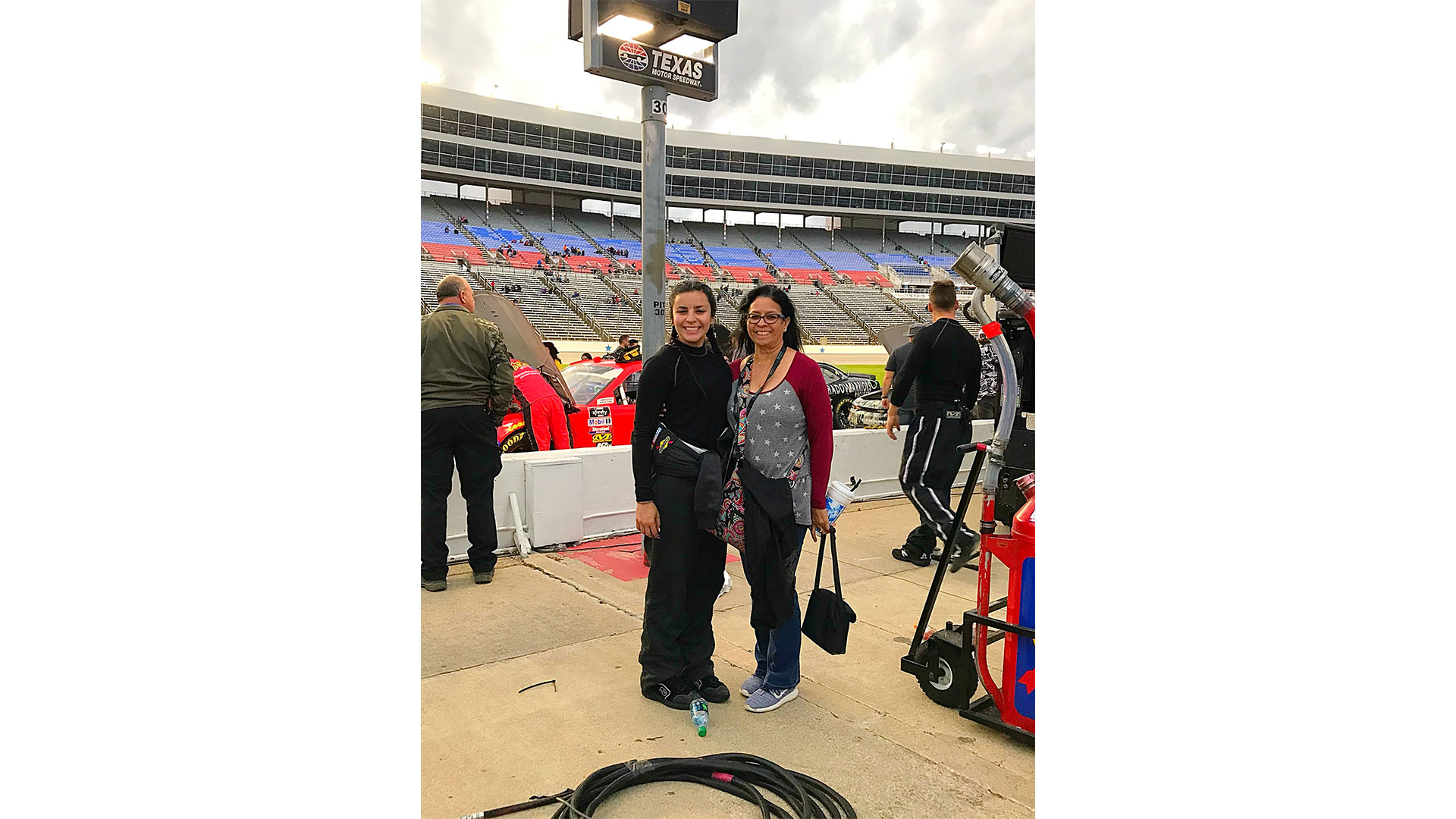 Breanna O'Leary and Her Mom