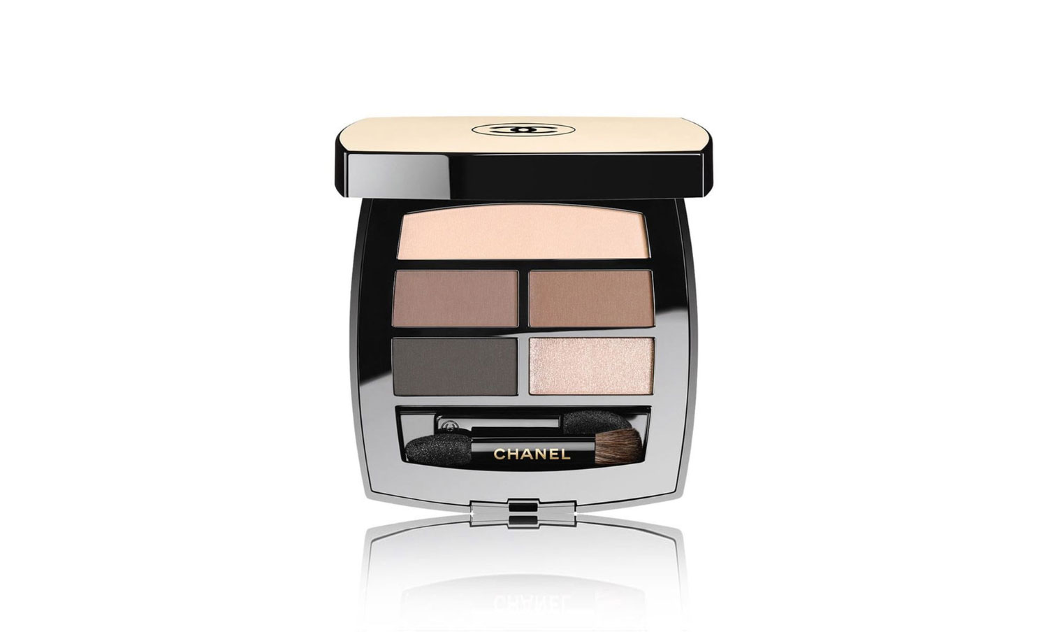Chanel Les Beiges Natural Eyeshadow Collection