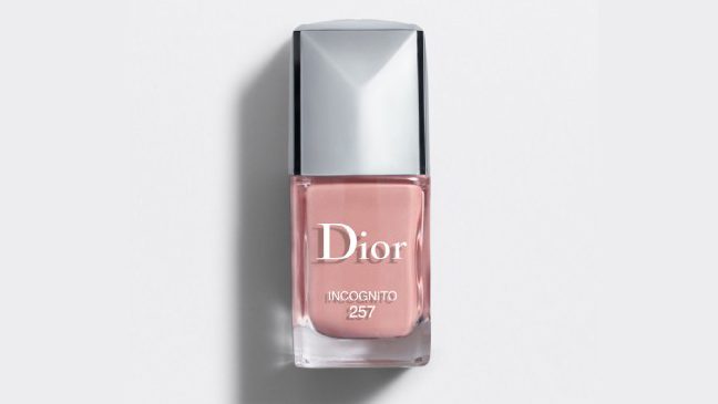 Dusty Rose Nail Colors