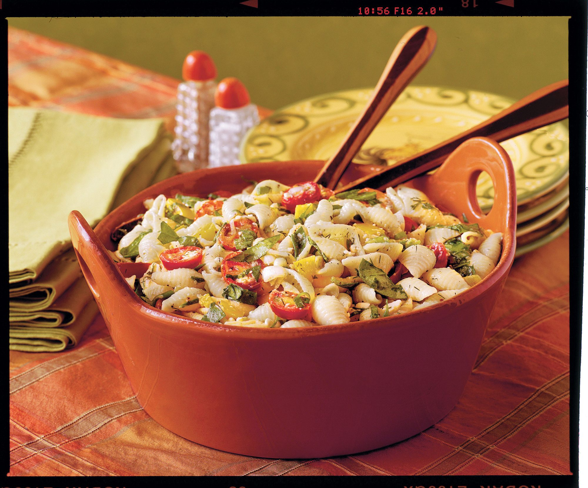 Healthy Food Recipe: Confetti Pasta Salad