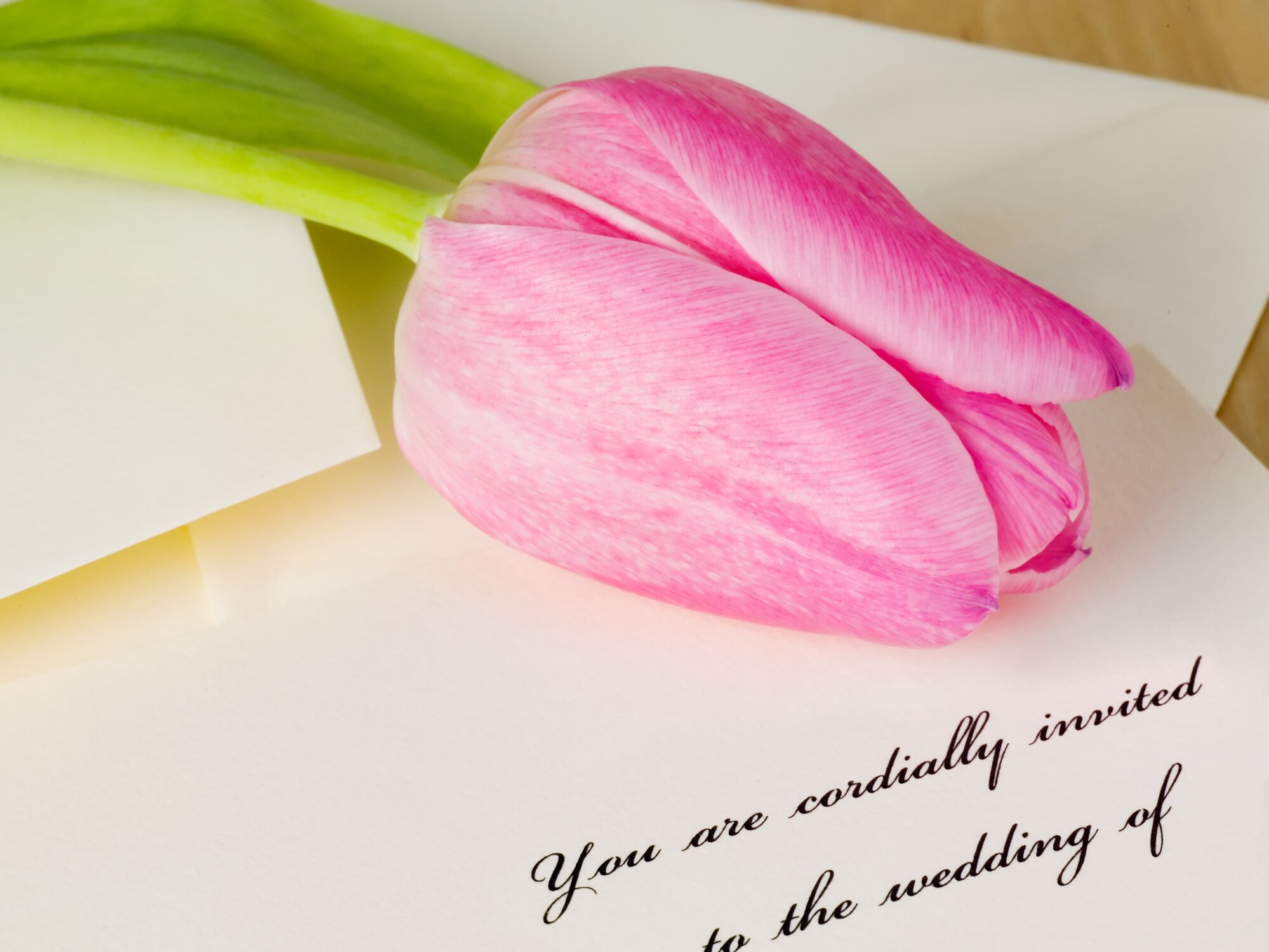 Why Some Wedding Invitations Come With Inner And Outer Envelopes Southern Living